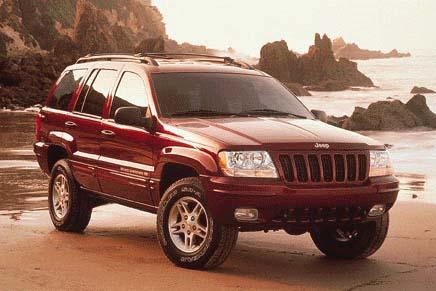 Jeep Grand Cherokee Laredo 4.7
