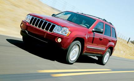 Jeep Grand Cherokee Limited 4WD