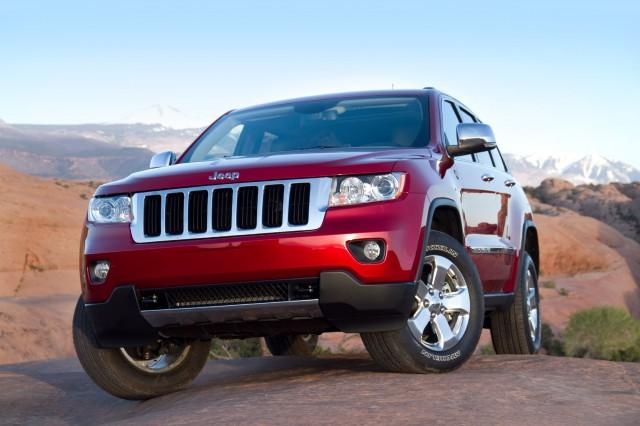 Jeep Grand Cherokee Overland 3.6 V6
