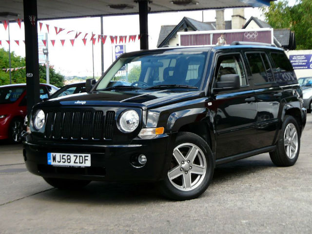 Jeep Patriot 2.4 Limited