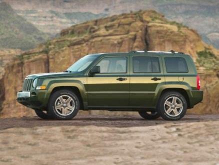 Jeep Patriot Limited 4x4