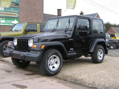 Jeep Wrangler 2.4 i