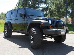 Jeep Wrangler Unlimited 3.8L Rubicon