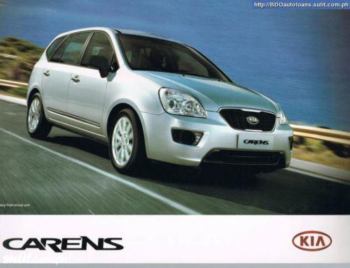 Kia Carens 2.0 LX
