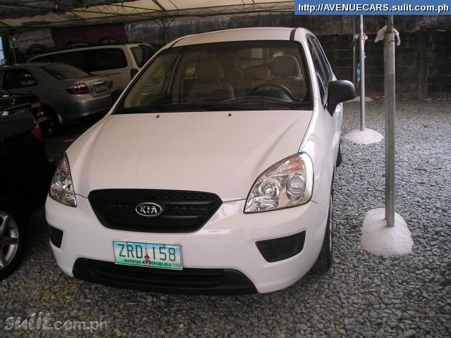 Kia Carens 2.0 MT Comfort