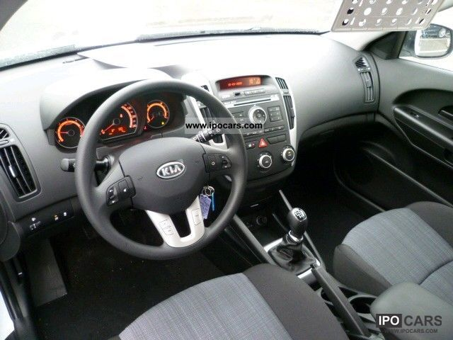 Kia Ceed 1.6 CRDi 90 SW ISG
