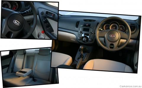 Kia Cerato 2.0 AT Prestige