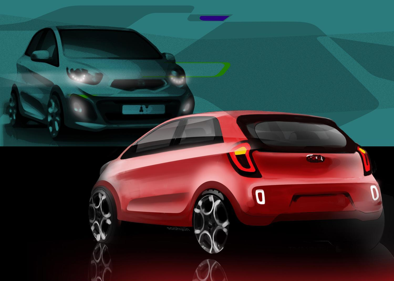 Kia Picanto 1.2 AT Luxe