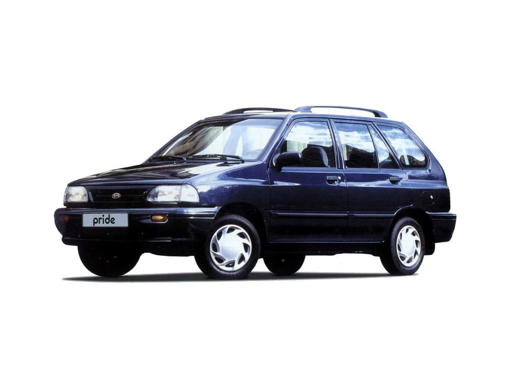 Kia Pride Wagon