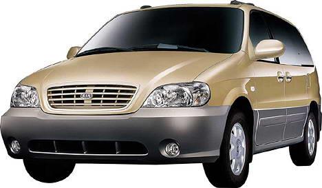 Kia Sedona 3.5 i V6 24V