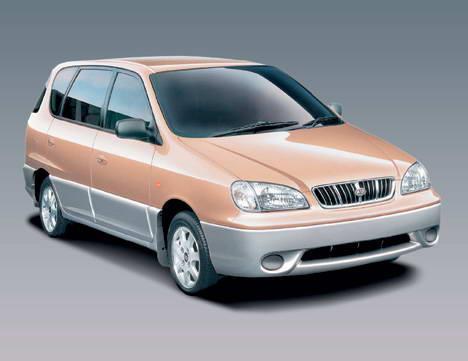 Kia Sephia 1.8 i 16V