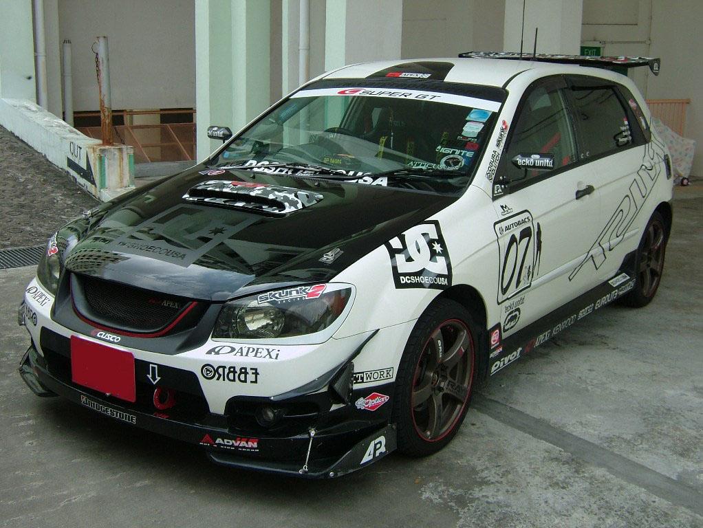 Kia Spectra EX