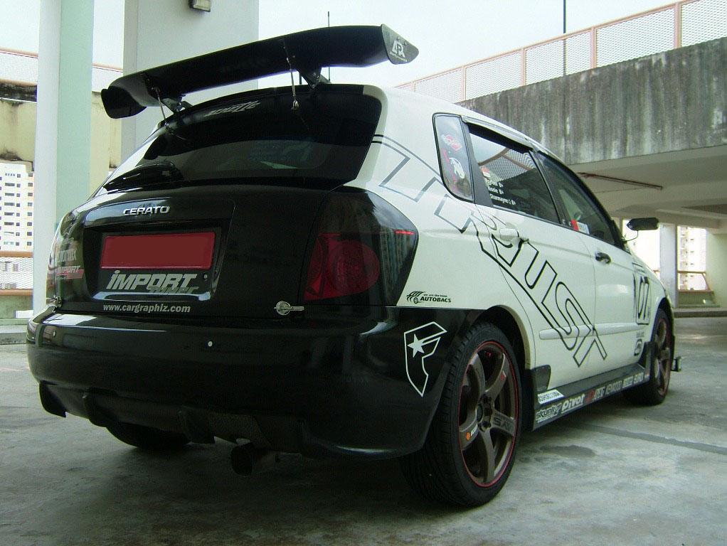 Kia Spectra5