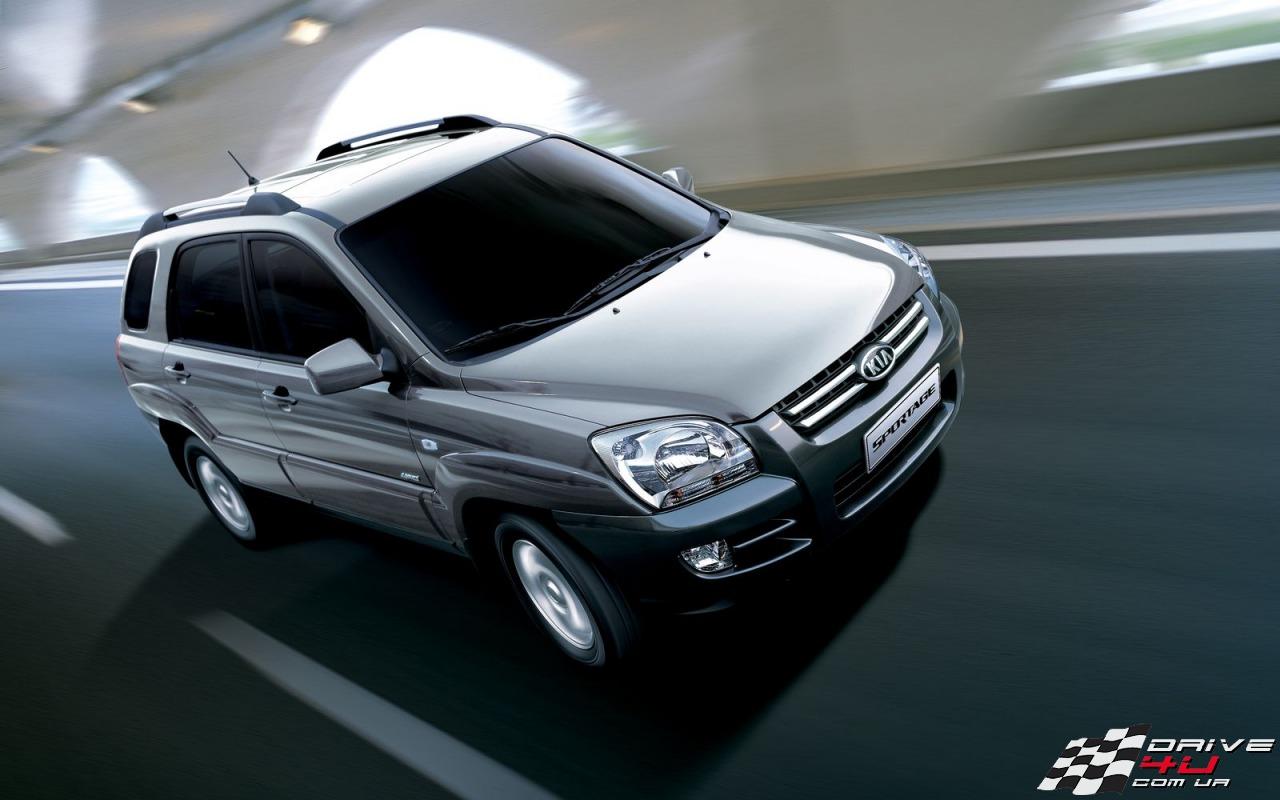 Kia Sportage 2.0 CRDi 4WD