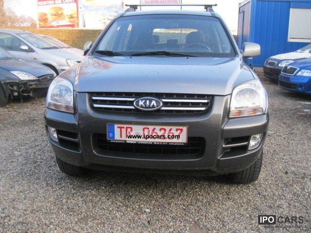 Kia Sportage 2.0 LX Automatic