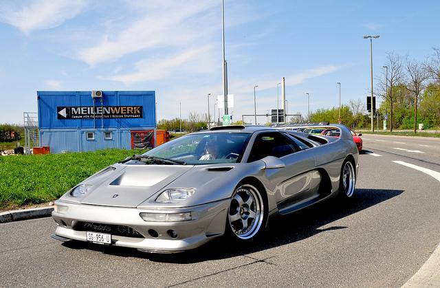 Lamborghini Diablo GT-1 Affolter Evolution