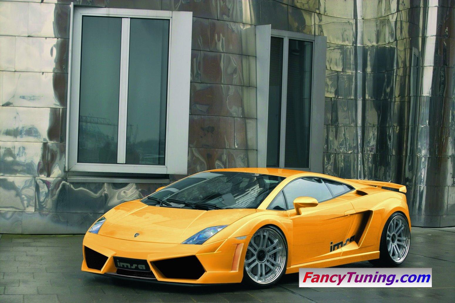 Lamborghini Gallardo LP 560-4 Coupe