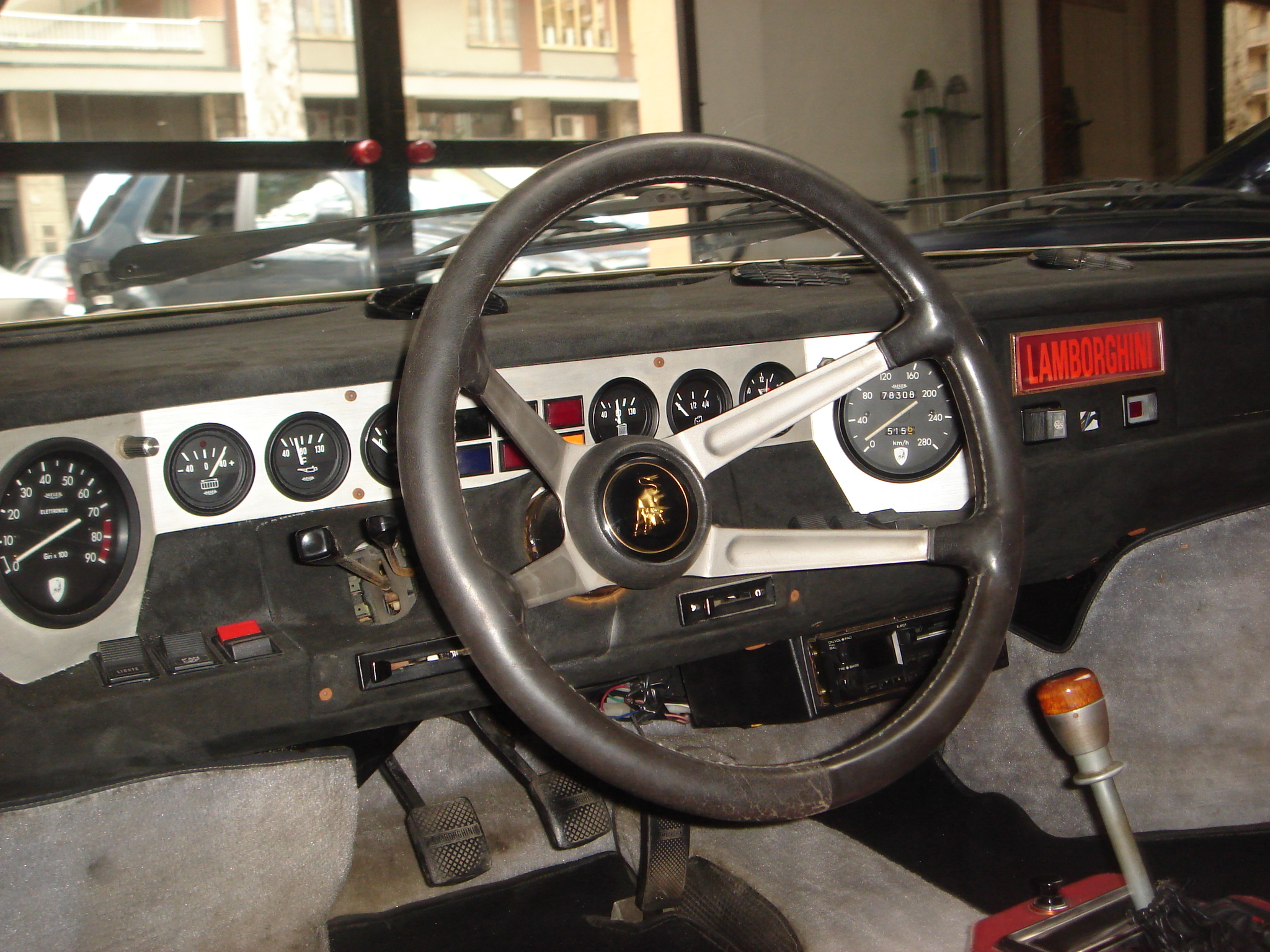Lamborghini Urraco P300