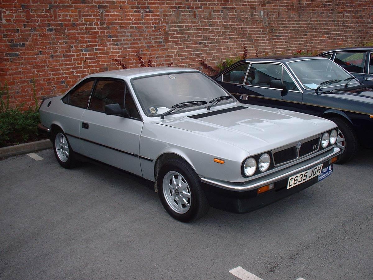 Lancia Beta Coupe VX