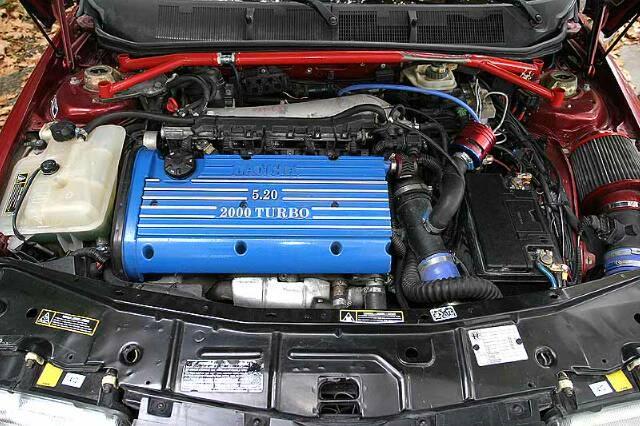 Lancia Kappa 2.0
