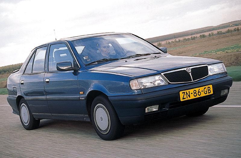 Lancia Thema Turbo DS
