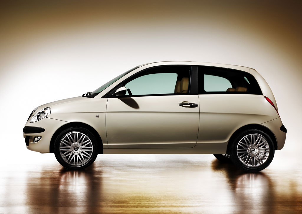 Lancia Y 1.2 16V Argento