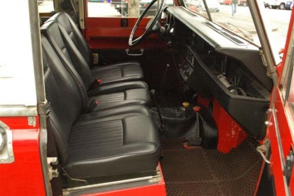 Land Rover 88