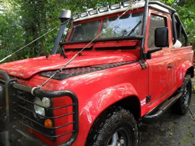 Land Rover Defender 90 SW