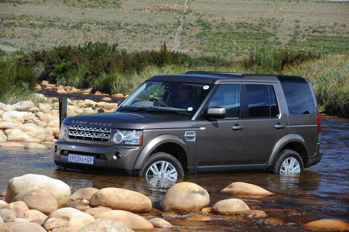 Land Rover Discovery 4.0 i V8 MT