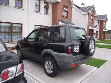 Land Rover Freelander 2.0 D