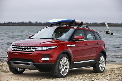 Land Rover Range Rover Evoque 2.0 Si4 4WD AT Dynamic