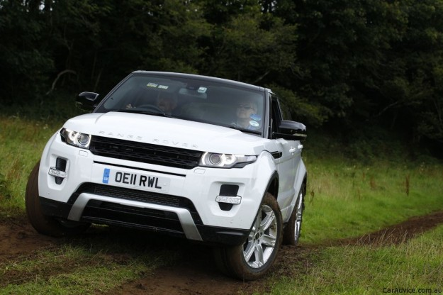 Land Rover Range Rover Evoque 2.2 TD4 2WD AT Pure