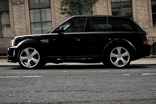 Land Rover Range Rover Sport Supercharged
