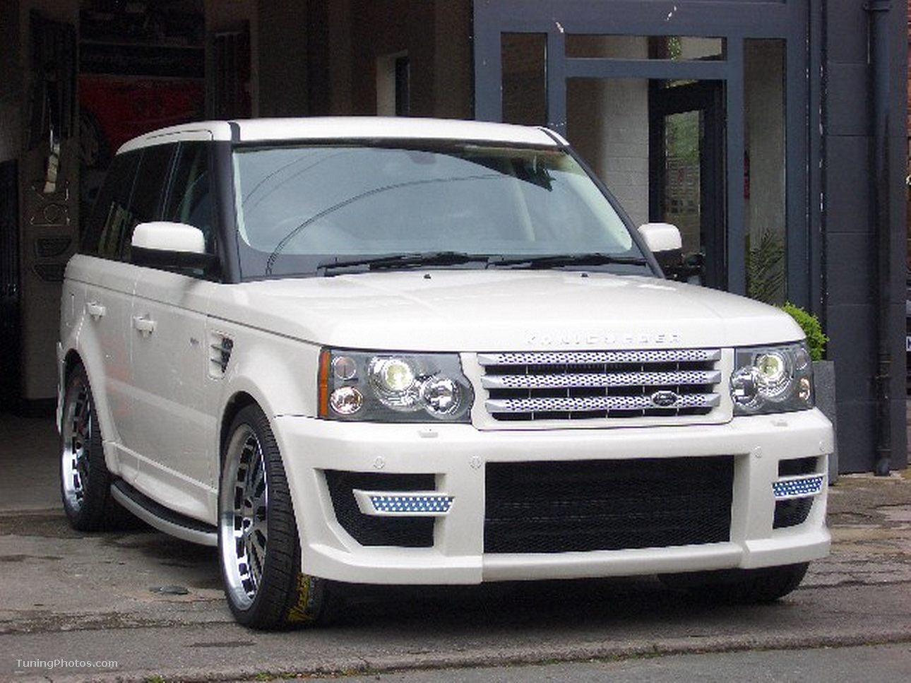 Land Rover Range Rover Sport TDV8