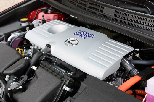 Lexus CT 200h Eco