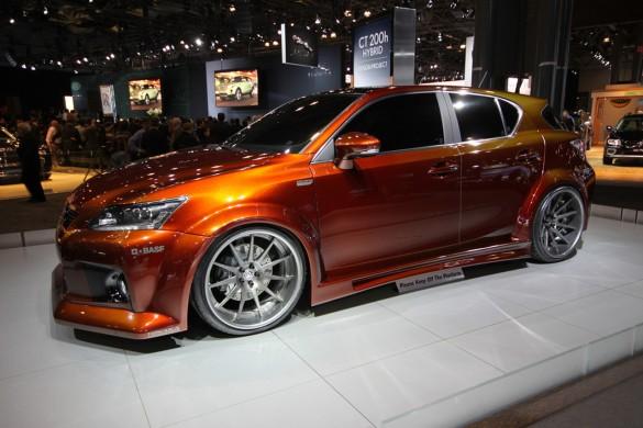 Lexus CT Hybrid 200h