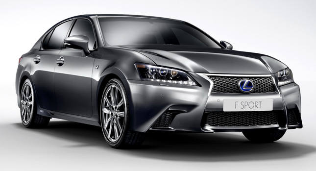 Lexus GS 250 AT Premium