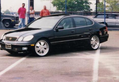 Lexus GS 300 AWD