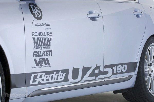 Lexus GS 4.3