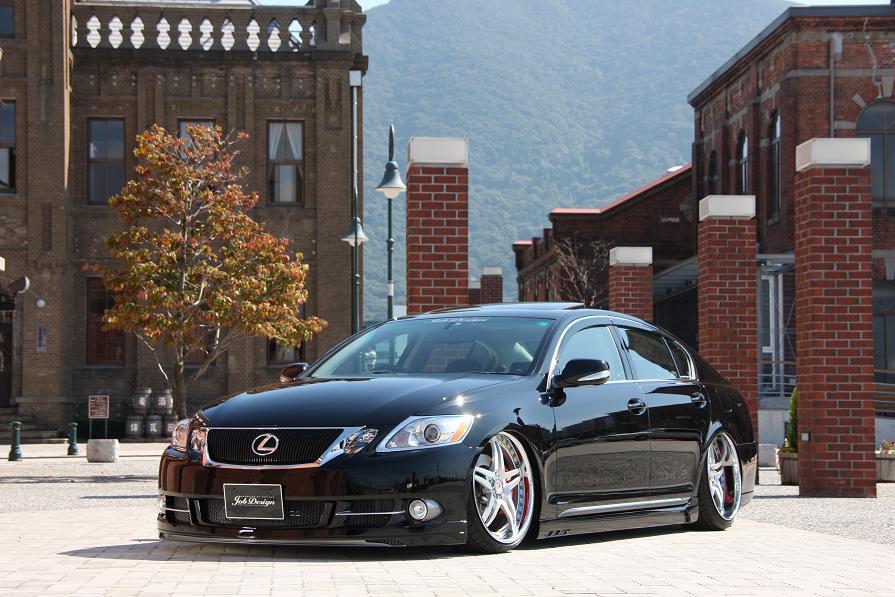 Lexus GS 460