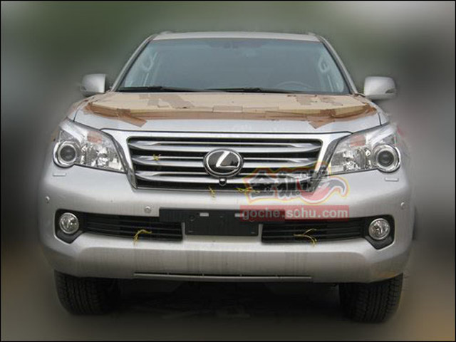 Lexus GX 460 Executive