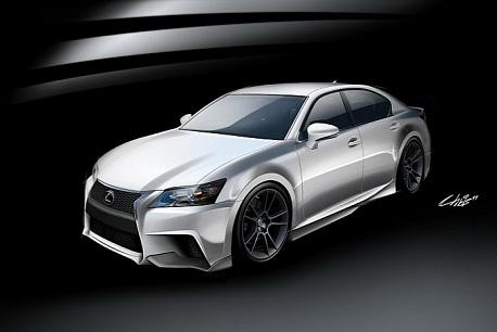 Lexus IS 250 AT F Sport
