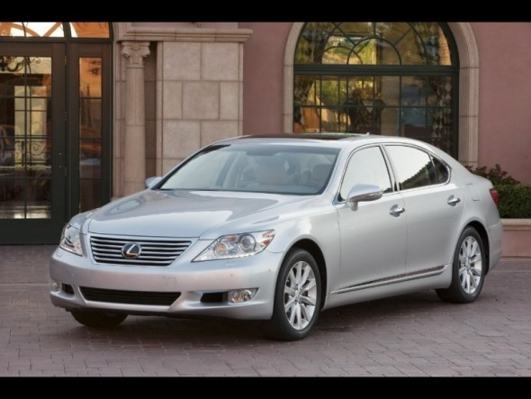 Lexus LS 460 AT Premium