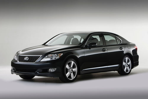 Lexus LS 460 AWD Long AT Premium