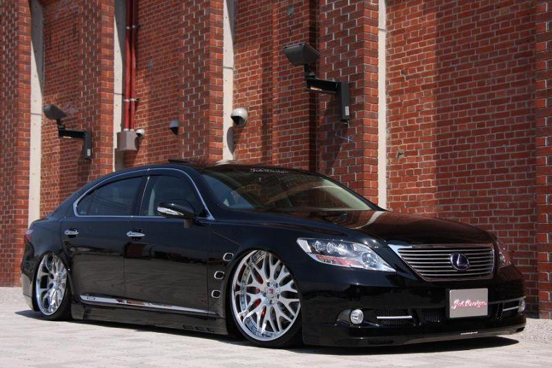 Lexus LS 460 L