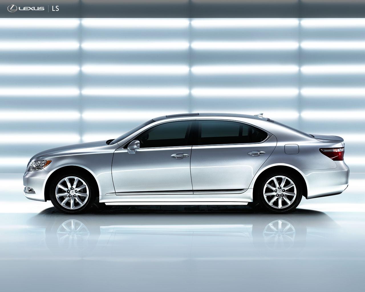 Lexus LS 460 L Luxury Sedan