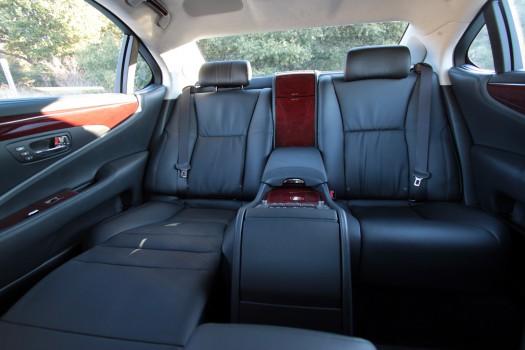 Lexus LS 600h Long CVT Exclusive 4