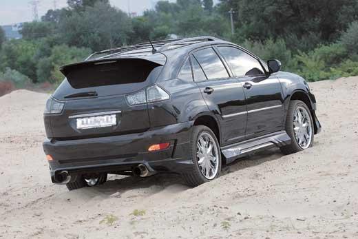 Lexus RX 330 4WD