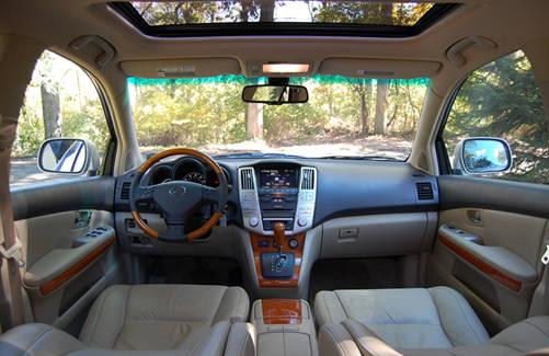 Lexus RX 400h AWD