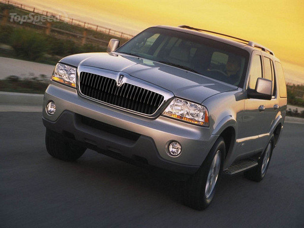 Lincoln Aviator Luxury